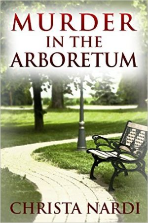 Cover for Murder in the Arboretum