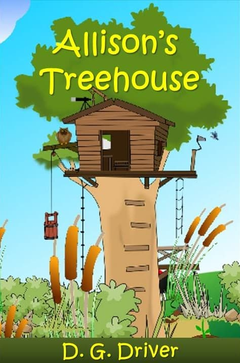 Cover for Allison's Treehouse
