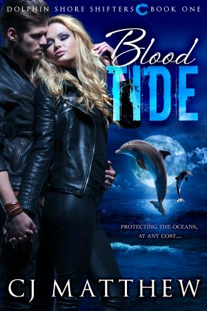 Cover for Blood Tide