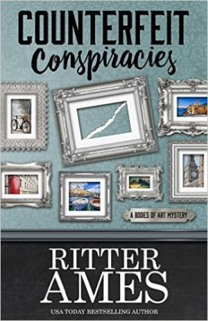 Cover for Counterfeit Conspiracies