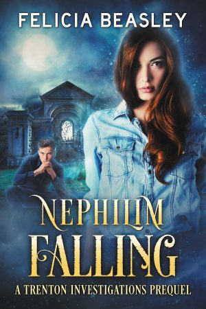 Cover for Nephilim Falling